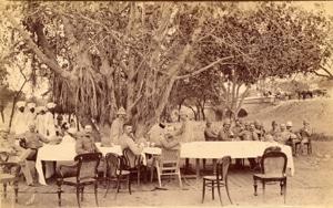 Pax Britannica – 2nd Battalion in India