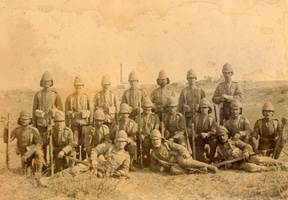 The British Boers