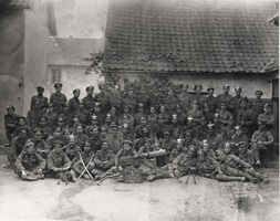 The Gloucesters on the Somme
