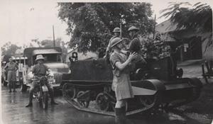 Rearguard in Burma