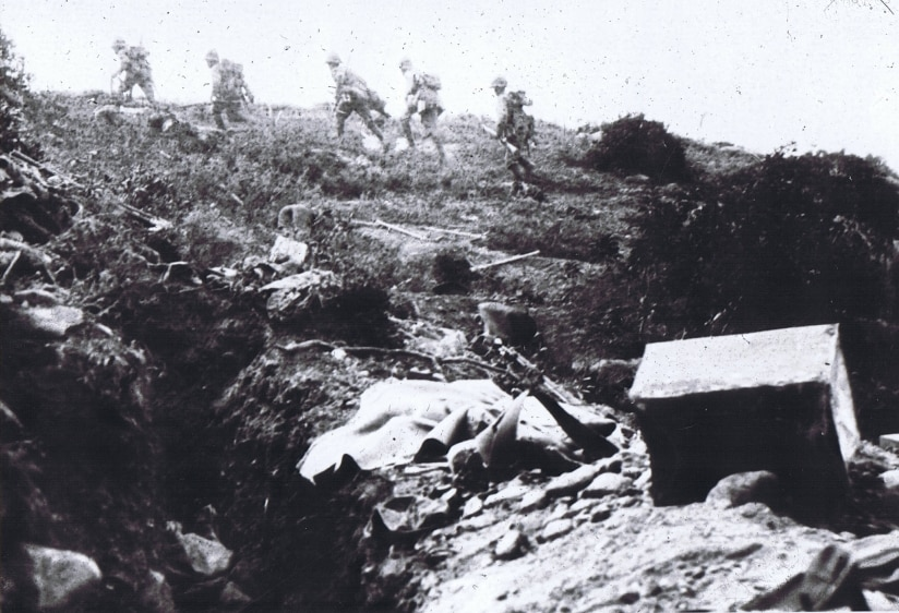 7th Glosters Gallipoli