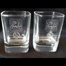 RGBW Dram Glasses